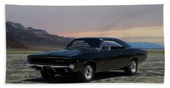 1968 Dodge Charger Rt 440 Beach Sheet