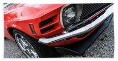 1970 Ford Mustang Beach Sheet