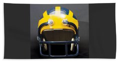 1970s Wolverine Helmet Beach Sheet