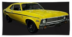 1971 Chevy Nova Yenko Deuce Beach Sheet