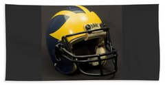 1980s Wolverine Helmet Beach Sheet