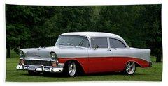 1956 Chevrolet Beach Towel