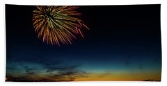 4th Of July Beach Sheet