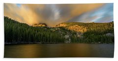 2 / 51  Bear Lake's Hallett Peak #2 Beach Sheet