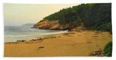 Acadia  Beach Towel