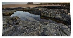 Bamburgh Castle Beach Towel
