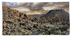 Big Bend National Park Beach Towel