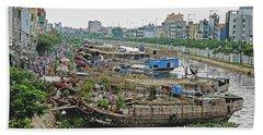 Binh Dong Market Beach Sheet