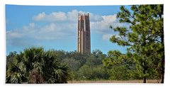 Bok Tower Beach Towel