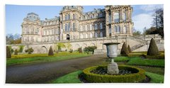 Bowes Museum Beach Towel