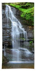 Bridal Veil Falls Beach Sheet