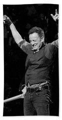 Bruce Springsteen Beach Sheet