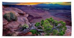 Canyonlands Sunrise Beach Sheet