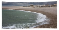 Chesil Cove  Beach Towel