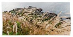 Cliffs At Kullaberg Beach Towel