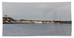 Coastline At Molle In Sweden Beach Towel