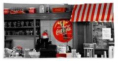 Coca Cola Beach Towel