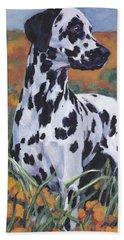 Dalmatian Beach Sheet by Lee Ann Shepard