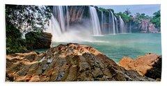 Draynur Waterfall Beach Towel