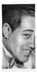 Duke Ellington Beach Towel