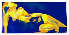 Evening Nude Beach Sheet