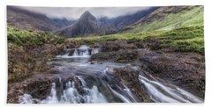 Fairy Pools - Isle Of Skye Beach Towel