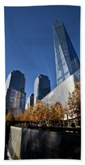 Freedom Tower Beach Towel