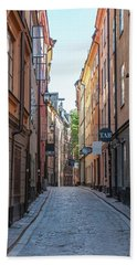 Gamla Stan Beach Sheet