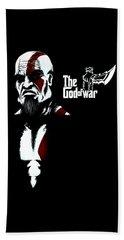 God Of War Beach Towel