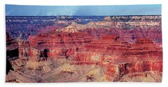 Grand Canyon - Arizona, U.s.a. Beach Sheet