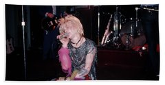 Hanoi Rocks Beach Towel