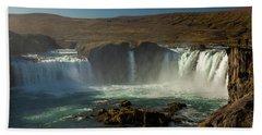 Iceland Beach Sheet by Richard Engelbrecht
