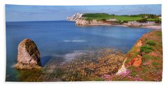 Isle Of Wight - England Beach Towel
