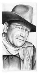 John Wayne Beach Sheet