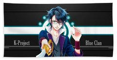 K Project Beach Towel