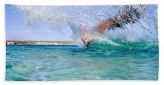 Kitesurfing Beach Towel