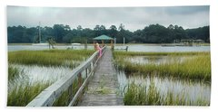 Lowcountry Dock Beach Sheet