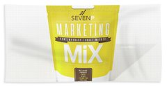 Marketing Mix 7 P's Beach Towel