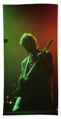 Mike Rutherford Beach Towel