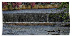 Mill River Park Beach Towel