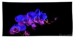 Orchid Beach Sheet by Brian Jones