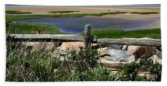 Beach Sheet featuring the photograph Paines Creek by Donna Walsh