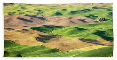 Palouse Beach Towel