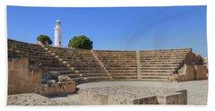Paphos Archaeological Park - Cyprus Beach Towel