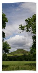 Roseberry Topping Beach Towel