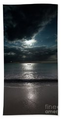 Sea And Clouds Beach Towel