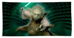 Star Wars Episode II - Attack Of The Clones 2002 Beach Towel