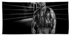 Stone Cold Steve Austin Wrestling Collection Beach Towel