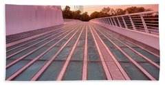 Sundial Bridge Beach Towel