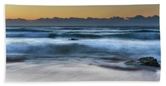 Sunrise By The Sea Beach Sheet